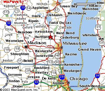 Allenton Wisconsin Usa Weather